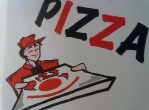 Pizza bestellen Dortmund: Tele-Pizza Lieferservice 44139 Dortmund